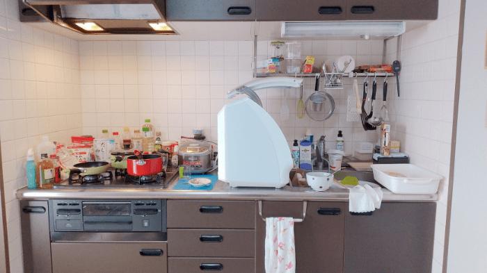 食洗器, 2人暮らし, キッチン, 2LDK