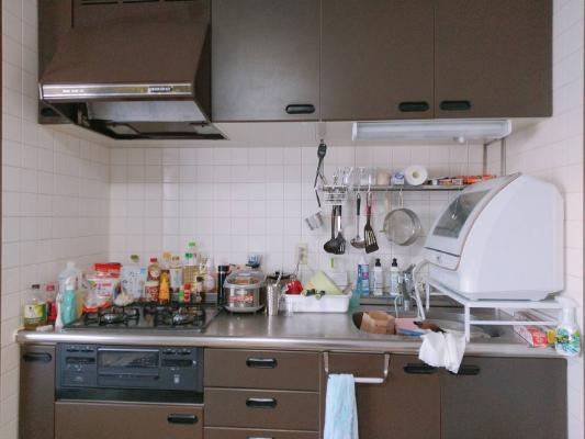 食洗器, キッチン, 2人暮らし, 2LDK